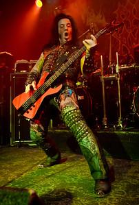 Morbid Angel, Slim's, San Francisco, 10/12/2012