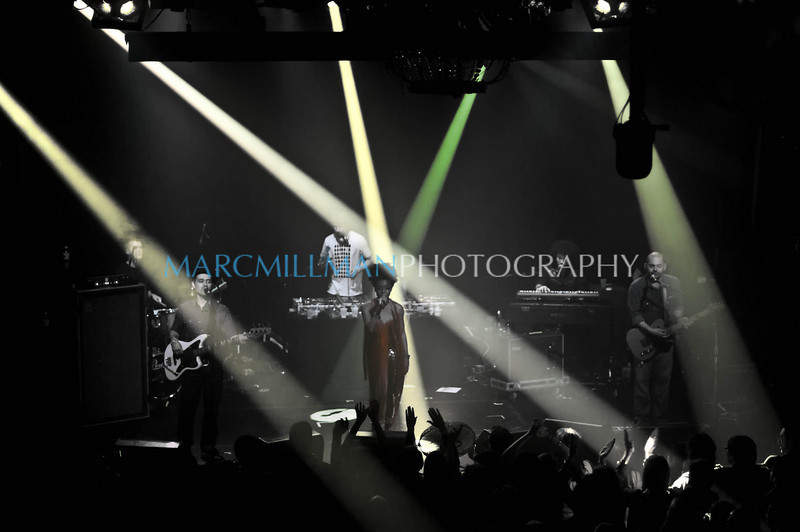 Rome Wasn't Built In  A Day<br /> <br /> Morcheeba @ Irving Plaza (Sat 2/12/11)