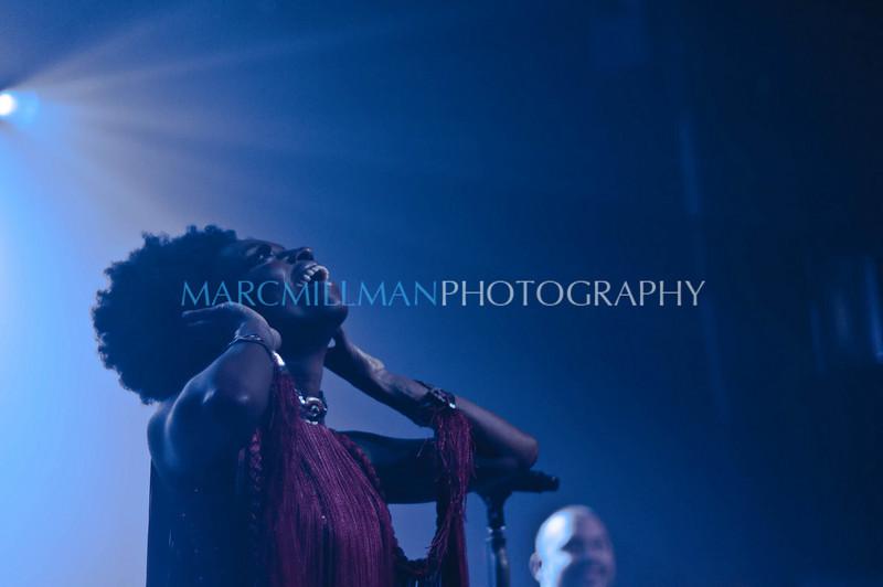 She luvs it!<br /> <br /> Morcheeba @ Irving Plaza (Sat 2/12/11)