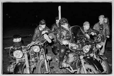 Bikers moscovites