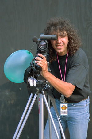 Elie Bénali Chroniqueur-caméraman de l'émission TSR PEROKSTROÏKA