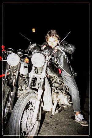 Biker moscovite