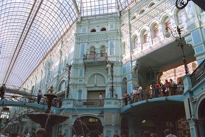 LE GOUM  ... (Centre commercial bien plus beau que MIGROS VAL THOIRY)