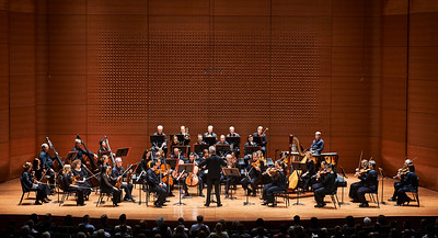 Mostly Mozart Festival Orchestra conducted by Louis Langree and pianist Leif Ove Andsnes