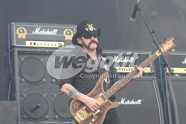 Motörhead2011-06-13 @  Novarock Festival, Nickelsdorf, Austria, Austria © Thomas Zeidler