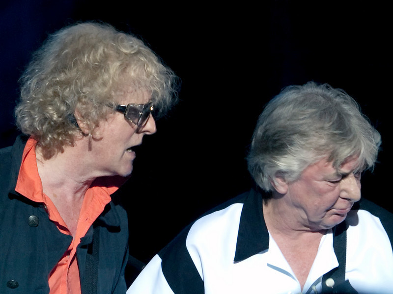 Ian Hunter & Mick Ralphs