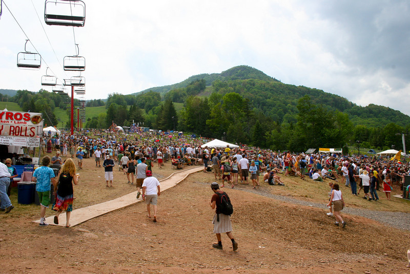 Mountain Jam Day 1