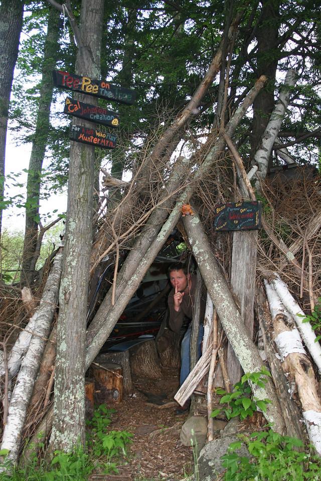 Damon's hide out ;)