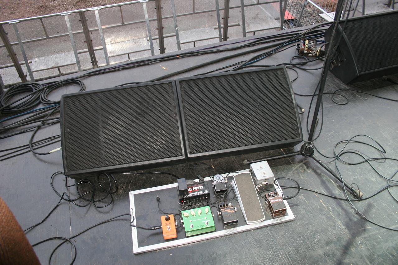 Carlsson's pedals