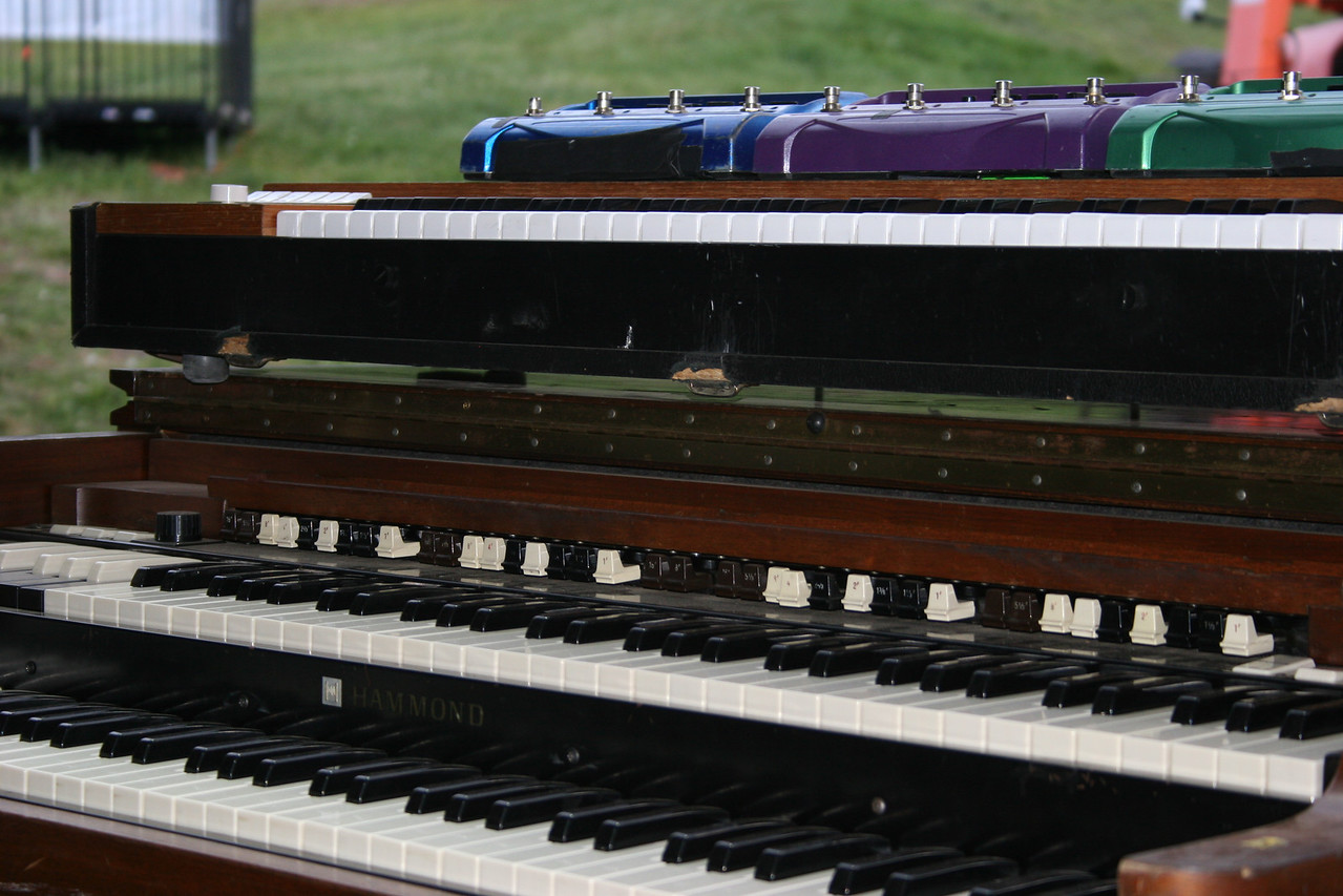 keyboard stack