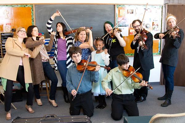 Mozart Concerto w Everett Philharmonic