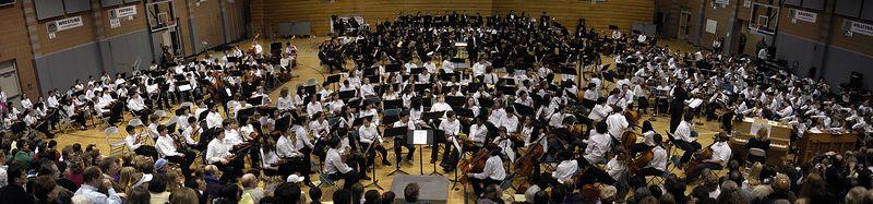 Mukilteo School District Westside Orchestra Concert  March 09 2005