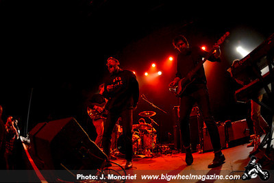 Murder City Devils - at The Fonda Theatre - Los Angeles, CA - November 10, 2013