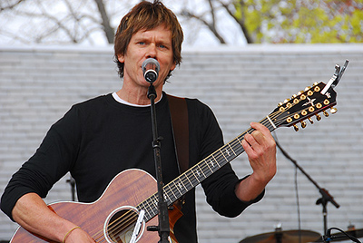 Kevin Bacon, The Bacon Brothers (Earth Day Celebration, Central Park, NYC)