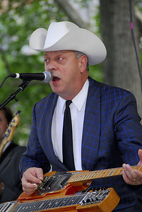 Junior Brown, Madison Sq. Park NYC