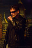 Nick Greco w/Blues On First performing at Zanzibar in Salt Lake City, Utah