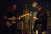 Paul Blanford & Nick Greco w/Blues On First performing at Zanzibar in Salt Lake City, Utah