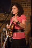 Carrie Rodriguez rocks The Evening Muse in Charlotte, NC 20 Nov 2008
