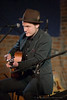 David Mead performs at The Evening Muse Nov 8 2008