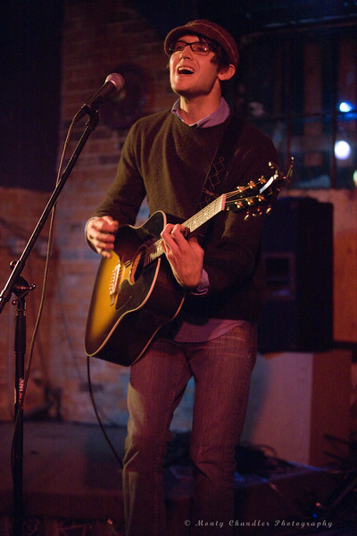 Andy Bilinski @ The Evening Muse - 16 January 2009