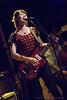 Andrea Connolly of Birds & Arrows performing at Local 506 - Nov 2, 2009