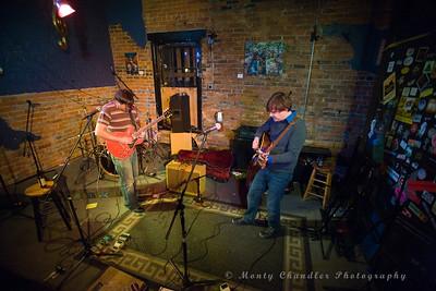 CT Stephenson & Grant Funderbunk @ the Evening Muse Dec 9th 2009