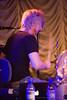 Travis Motley, drummer for Fleur.de.Vie @ The Visulite Theatre - March 25th 2009