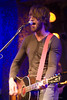 Gil Gatch lead singer for Fleur.de.Vie @ The Visulite Theatre - March 25th 2009