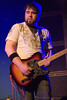 Chad Keith, lead guitarist for Fleur.de.Vie @ The Visulite Theatre - March 25th 2009