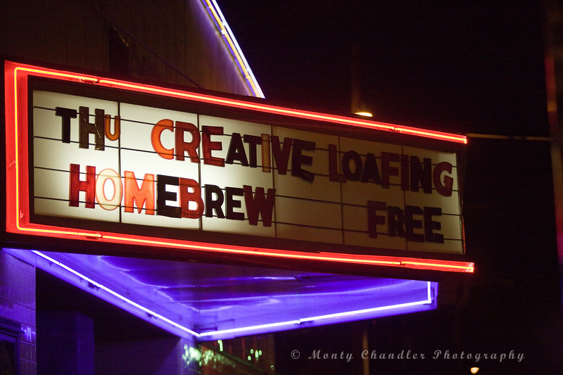 Creative Loafing Homebrew Vol 3 concert @ The Neighborhood Theatre Oct 1st 2009