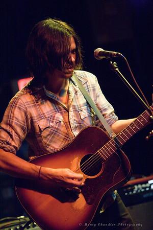 Joshua James @ Local 506 - Chapel Hill - Nov 2 2009
