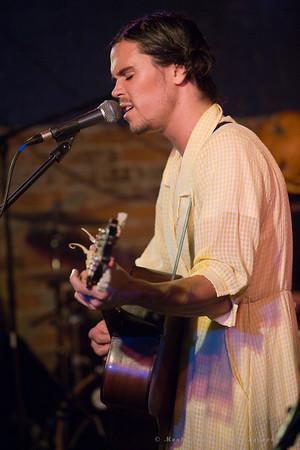Joshua James @ the Evening Muse - Oct 31st 2009