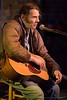 Legendary singer-songwriter and Carolina son Malcolm Holcombe  performing at The Evening Muse March 14th 2009