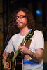 Daniel Barrett of PorterDavis performing at The Evening Muse - Sept 12 09