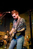 Edgel Groves on lead guitar for Sun Domnigo performing at the Evening Muse Dec 9th 2009
