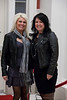 Kathy Noonan & Tracy Wyatt arrive at the 4th Annual Charlotte Music Awards Red Carpet Event - Dec 8th, 2010 at the Dale F Halton Theatre in Charlotte, NC