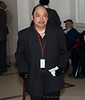 Ron Gandiza arrives at the 4th Annual Charlotte Music Awards Red Carpet Event - Dec 8th, 2010 at the Dale F Halton Theatre in Charlotte, NC