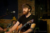 Patrick McGuire of Flashbulb Fires performing at the Evening Muse in Charlotte, NC March 3rd, 2010