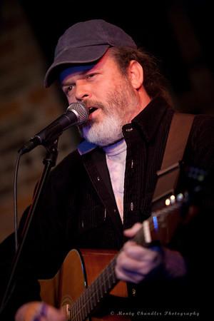 Jeff Luckadoo @ the Evening Muse - Feb 17, 2010