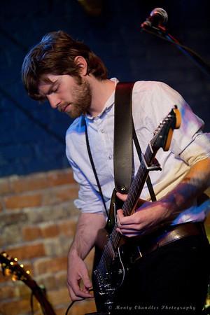 Joshua James @ the Evening Muse - April 21st, 2010