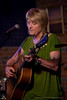 Kim Richey performing at the Evening Muse Oct 2nd, 2010