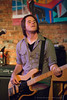 Last Novembers' Tyler Ayers on bass @ the Evening Muse Aug 28th, 2010