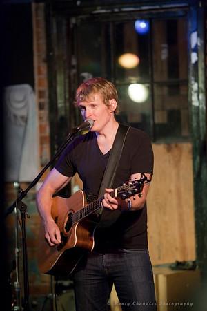 Patrick Davis @ the Evening Muse - Aug 28, 2010