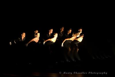 Royal Caribbean Singers & Dancers - April 2010