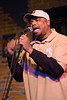 "Corey Woods ""Big Woo"" performs his country rap at the monthly Tosco House Party @ the intimate Evening Muse January 6th, 2010"