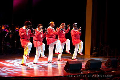 Temptations Tribute