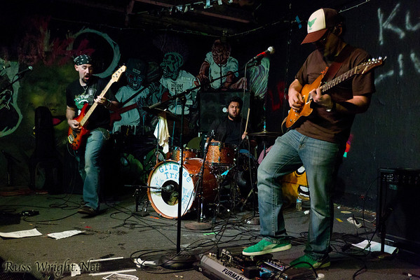 Glimpse Trio @ 924 Gilman October 8, 2011