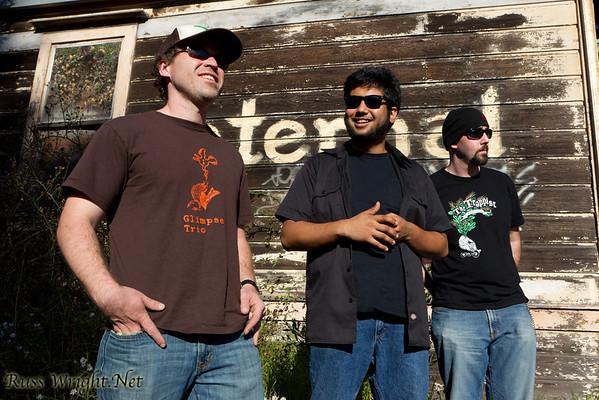 Glimpse Trio October 2011