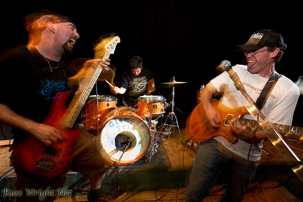 Glimpse Trio @ The Englander 9-17-11