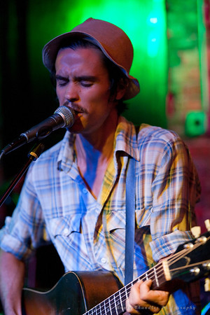 Joshua James - Evening Muse - Oct 7th